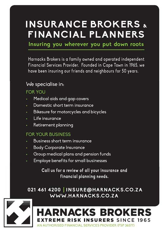 Insurance Brokers and Financial Planners